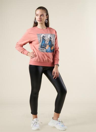 Coral Sweatshirt Somon